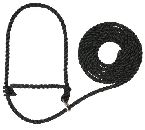 Supply Lead Rope - Weaver Leather Livestock Kirk Stierwalt Breaking Halter