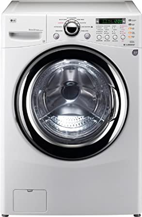Amazon Com Lg 3 6 Cf Front Load Washer Dryer Combo
