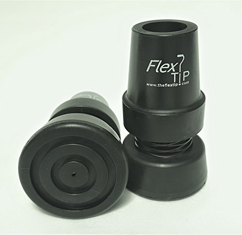 FlexTIP - Walking Cane Replacement Tip - Fits 3/4