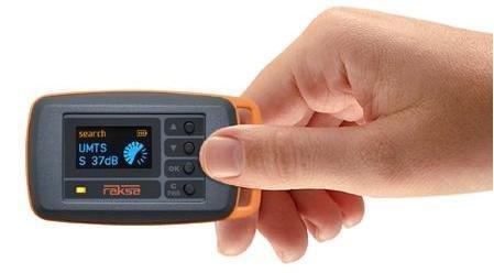 Super small Professional Selective RF Detector RAKSA iDet Ultra-High sensitivity Wireless Camera Bug SCANNER GSM SPY Bug Hunter