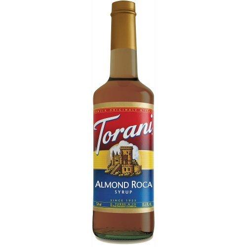 Torani Almond Roca Syrup 750mL ()