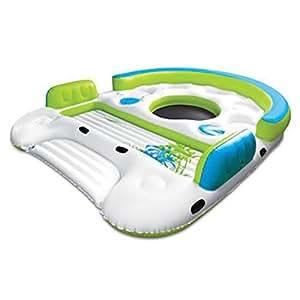 Floating Island Aqua Float Island Inflatable Island Floating Inflatable Island Inflatable