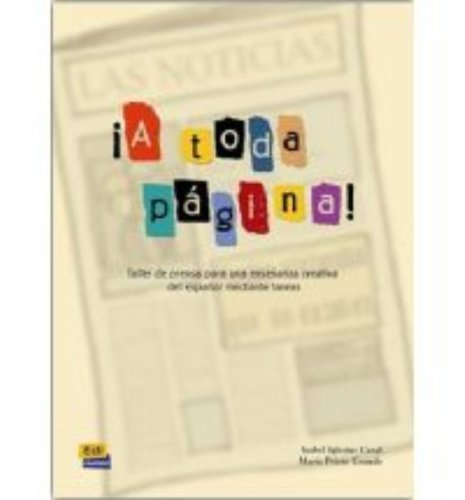 ¡A toda página! (Material Complementario) por Isabel Iglesias Casal,Maria Prieto Grande
