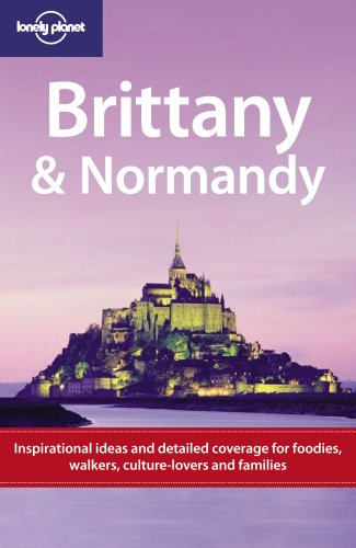 Lonely Planet Brittany & Normandy (Regional Travel Guide)
