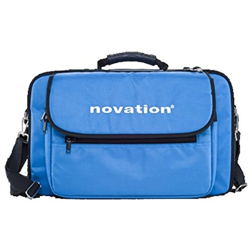 Novation Soft Carrying Case for Bass Station II Synth, Light Blue