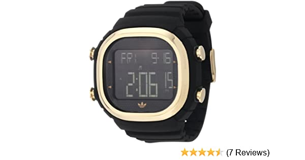 Amazon.com: Adidas Mens ADH2046 Black Seoul Digital Watch: Adidas: Watches