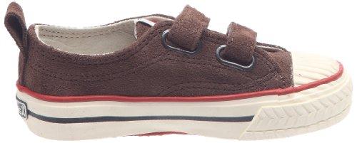 Superga 298 Suvj, Unisex - Kinder Sneaker Braun