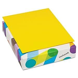 Amazon Mohawk BriteHue Multipurpose Colored Paper