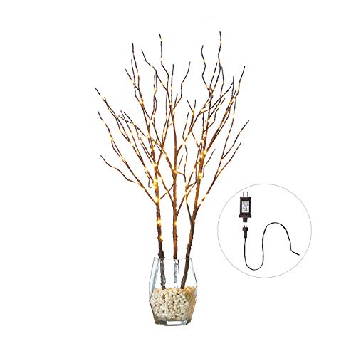 Artificial Branches With Led Lights