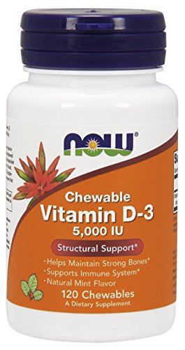 Now Foods Vitamin D 3 000