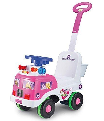 Bobby Car Krankenwagen - Krankenwagen Rutscher