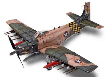 Revell 1:48 AD-6 Skyraider