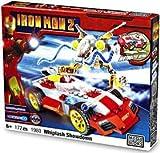 Mega Bloks Ironman 2 Whiplash Showdown