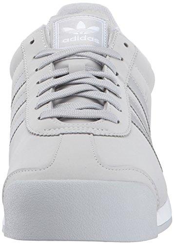 adidas Originals Herren Samoa Grau Zwei / Weiß / Metallic Gold