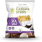 Artisan Tropic Cassava (Yuca) Strips: Sea Salt 1.75oz (16 pack)