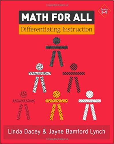 Amazon Math For All Differentiating Instruction Grade 3 5