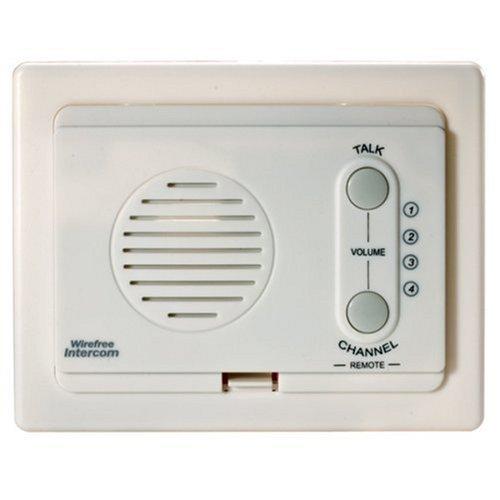 Flush Mount Wireless Intercom - 3
