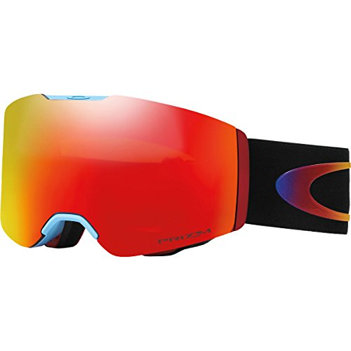 Oakley Fall Line Snow Goggles, Prizm Halo Frame, Prizm Torch Iridium Lens, - Goggles Oakley Sports