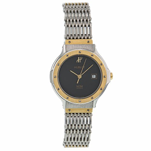 Hublot 1390.100.2 analog-quartz womens Watch 1390.100.2 (Certified Pre-owned)