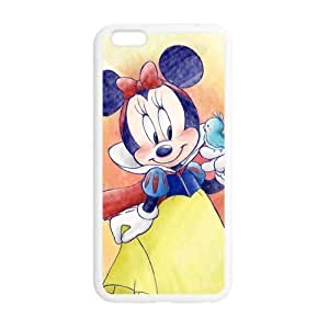 Cartoon Series, Mickey Mouse iPhone 6 Cover, Personalized iPhone 6 Case, Protection Shell For iPhone 6(4.7 inch)