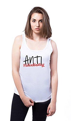Anti Valentinstag Damen Tank Top T-shirt