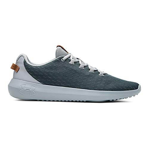 Under Armour Men's Ripple Elevated Sneaker, Mod (100)/Pitch Gray, 11 M US