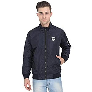VERSATYL Padded Bomber Winter Jacket For Men And Women