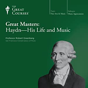 Great Masters: Haydn - His Life and Music Vortrag
