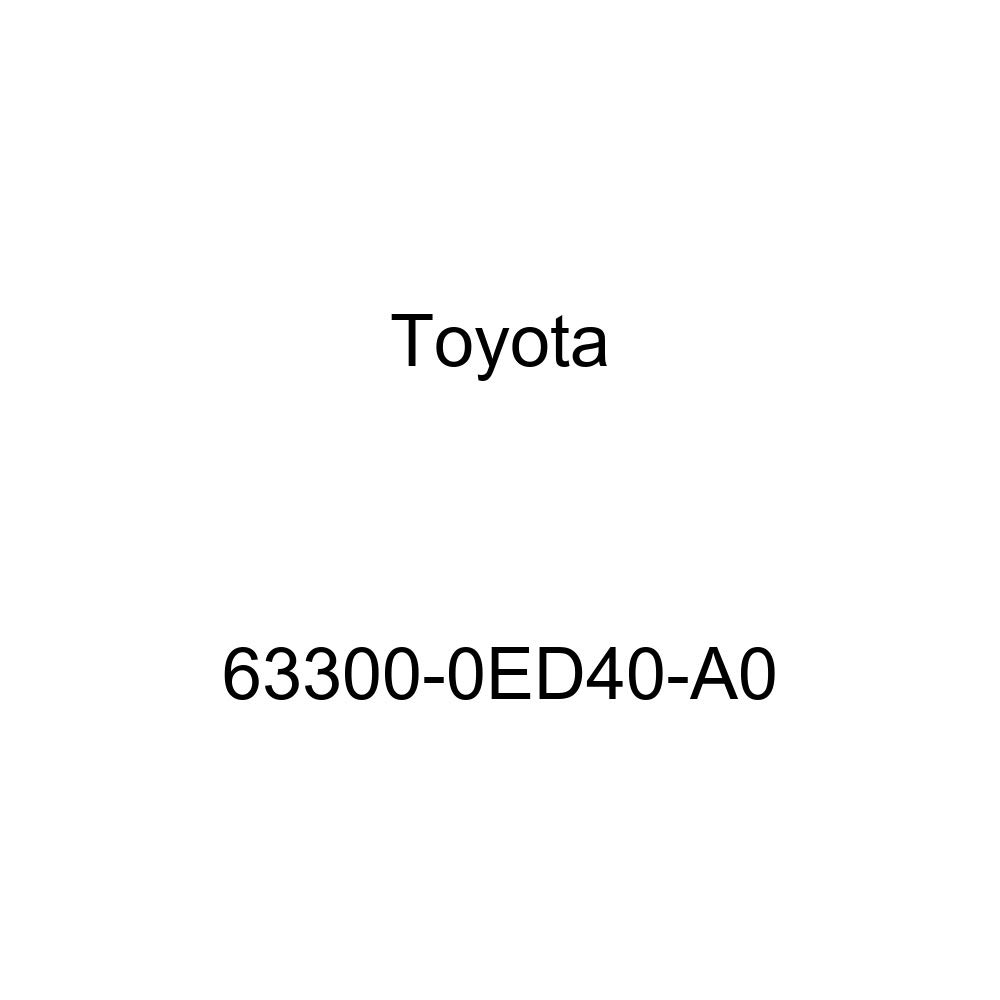 TOYOTA Genuine 63300-0ED40-A0 Roof Headlining Assembly