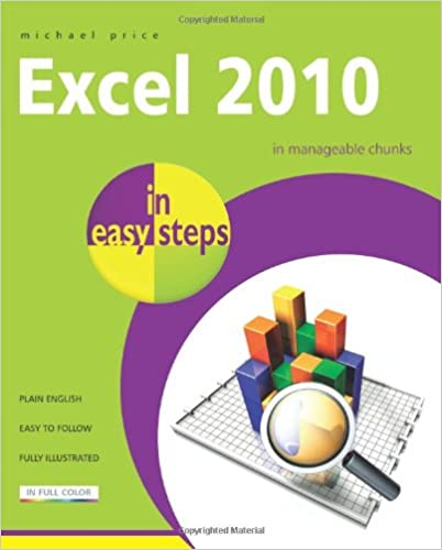 Book Excel 2010 In Easy Steps