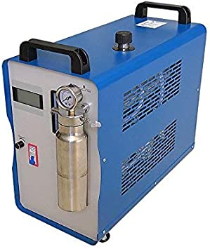 Solid HHO Generator Water Welder Acrylic Flame Polishing Machine 95 L U.S