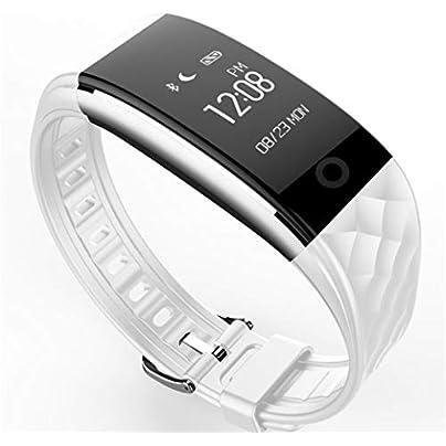 GSANSAN Wristband LYBBA Smart Bracelet Blood Pressure Bluetooth Exercise Step Heart Rate Blood Oxygen Sleep Monitoring Bracelet Estimated Price £44.99 -