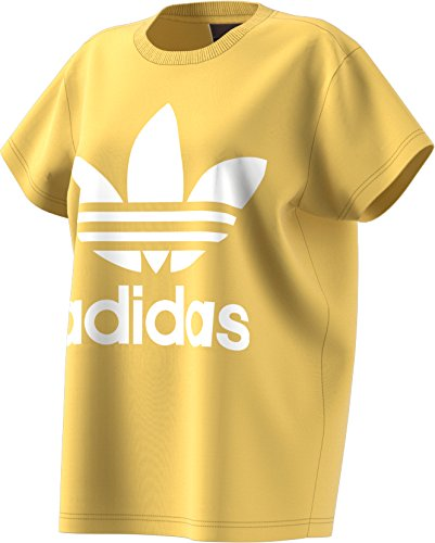 adidas Originals Women's Originals Big Trefoil Logo Tee