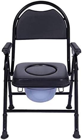 トイレ椅子 ポータブルトイレ 高齢者 ポータブルトイレシャワーチェア - アダルト箪笥の椅子のための医療援助高齢者支援