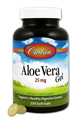 Carlson Labs Aloe Vera Softgels