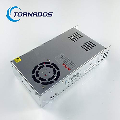 Utini Power Supply 12v 33a Single Output Switching Power Supply Unit 400W 12V 33A ac to dc Power Supply S-400-12