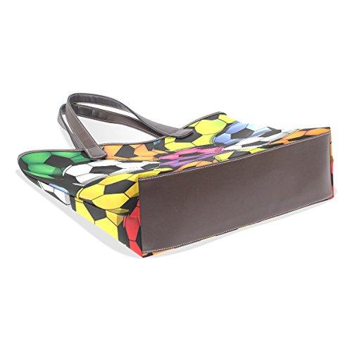 Mujer Bolso Multicolor Para De Tela Tizorax wIqgdnC