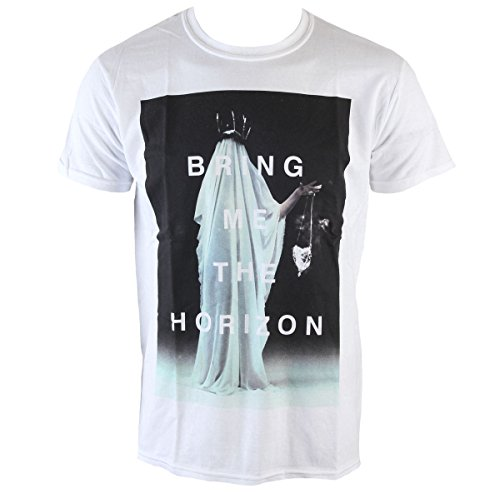 Herren T-Shirt Bring Me The Horizon - Cloaked - ROCK OFF - BMTHTS37MW L
