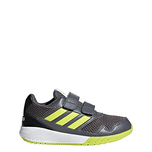 De Cloudfoam Adidas gricin seamso Mixte Enfant Chaussures 000 negbas Altarun Gris Running O5twt7q