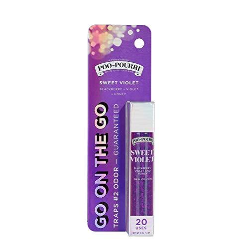 Poo~Pourri Before-You-Go Toilet Spray, Sweet Violet