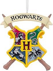 Hallmark Harry Potter Hogwarts Crest Christmas Ornament