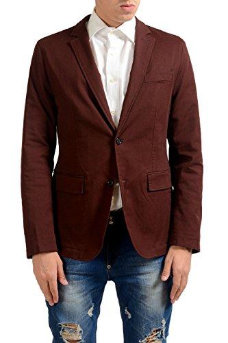 Hugo Boss Narvik3_1-W Men's Brown Two Button Blazer Sport Coat US 38R IT ()
