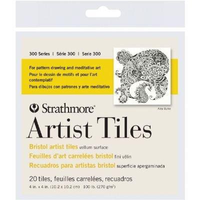 Strathmore Artist Tiles 4