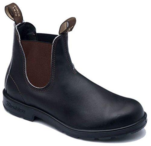 Blundstone - Botas de Piel para hombre Marrón marrón