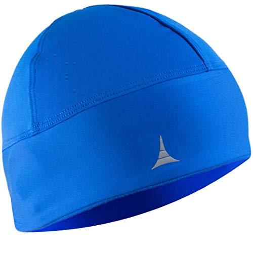 (French Fitness Revolution Skull Cap/Helmet Liner/Running Beanie - Ultimate Thermal Retention and Performance Moisture Wicking. Fits Under Helmets)