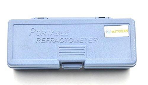 Reef Hd Salinity Refractometer for Aquarium, Hydrometer by Marine Color (Image #4)