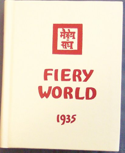 Fiery World 1935 (Signs of Agni Yoga, Volume III): Helena ...