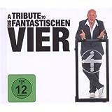 A Tribute To Die Fantastischen Vier (Limited Edition mit Bonus-DVD im Hardcover Buch inkl. 48 seitigen Booklett, Doppel-CD + DVD)