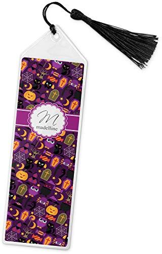 Halloween Book Mark w/Tassel -