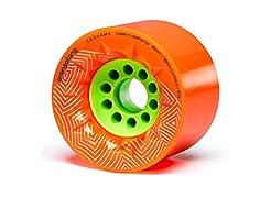 Orangatang Caguama 85 mm Longboard Wheel...